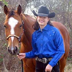 Dreamer, Quarter Horse had Joint Calcification Issue