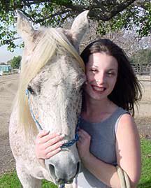 Trinket & Gray Horse Melanomas