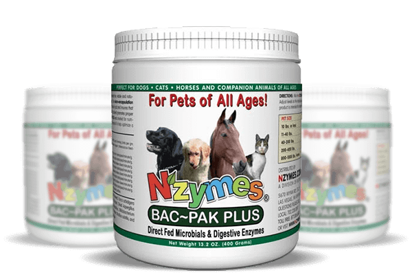Nzymes Bac-Pak Plus 400 grams