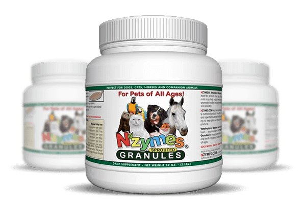 NZYMES Sprouted Granules