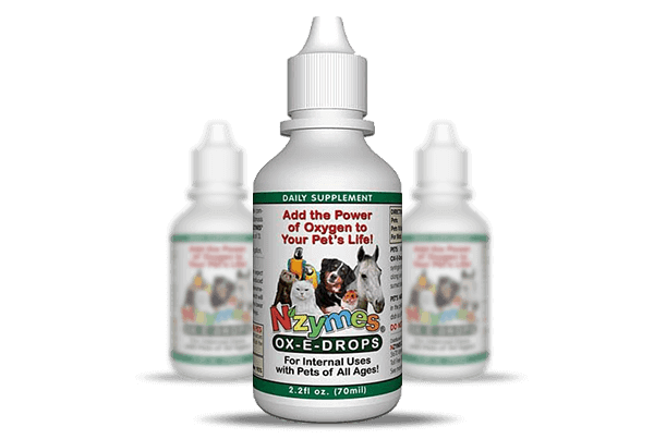Nzymes Ox-E-Drops 2.2 for pets