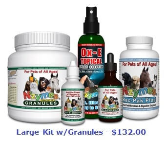 Nzymes Large-Kit example