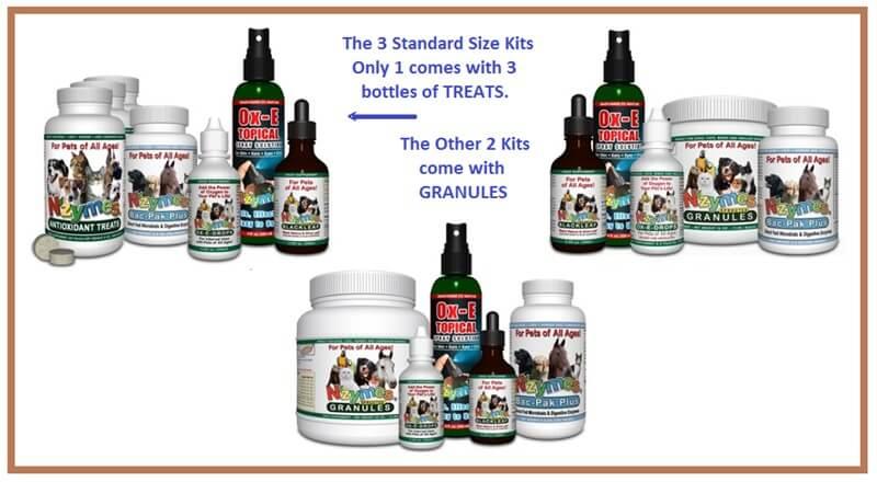 3 std skin kits