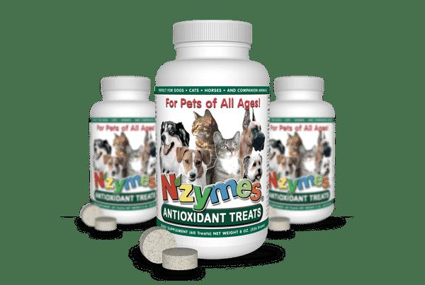 NZYMES Antioxidant Treats