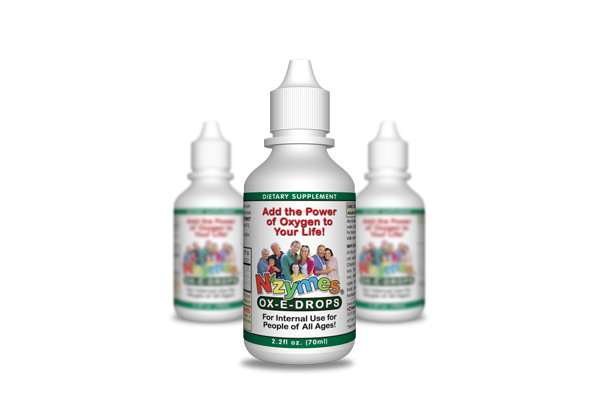 NZYMES Ox-E-Drops for people