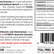 Nzymes Sprouted Granules Description