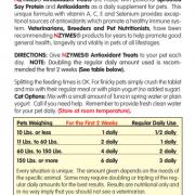 Nzymes Antioxidant Treats Directions