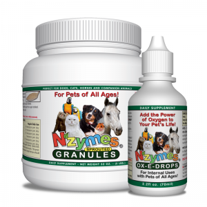 NZYMES Sprouted Granules & Ox-E-Drops Bundle