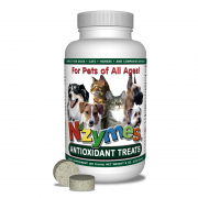 NZYMES Antioxidant Treats for Pets