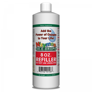 NZYMES Ox-E-Drops 8 oz. Refiller