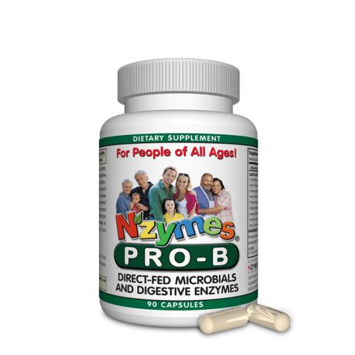 Pro-B Probiotic - Digestive Enzyme Blend