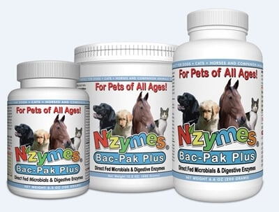 Bac-Pak Plus for Pets