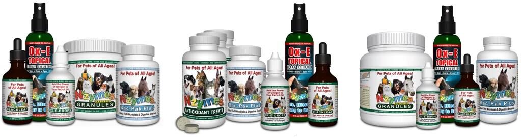 3 main Healthy Skin kits