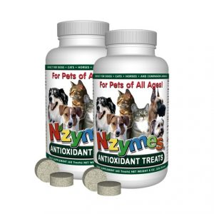 Antioxidant Treats for Pets - 2-Pak Bundle