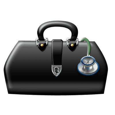 Ärzte-Tasche