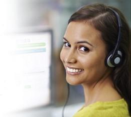 Phone operator example