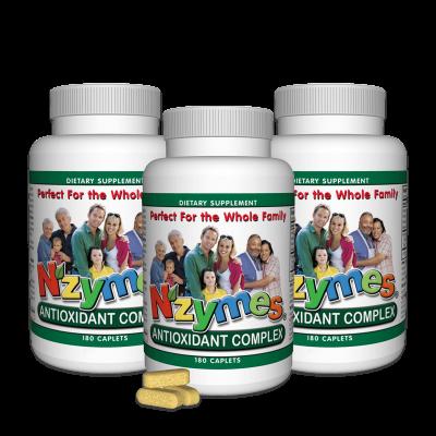 Antioxidant Complex 3-pak Kit