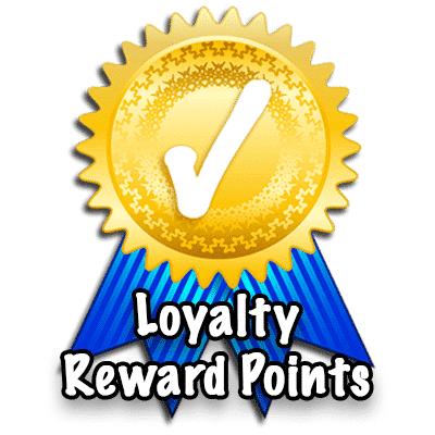 Loyalty Reward Points W Medal Blue Ribbon Check Nzymes Com