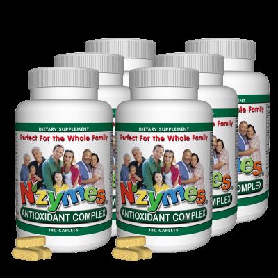 Antioxidant Complex 6-pak