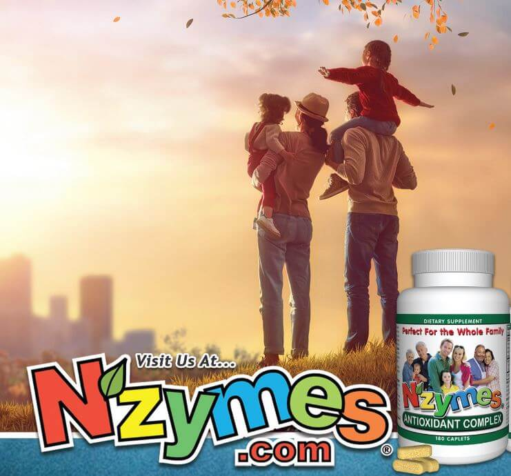 Nzymes Human Product Brochure